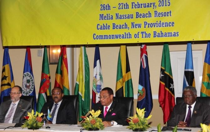 CARICOM's Closing Statement 2015