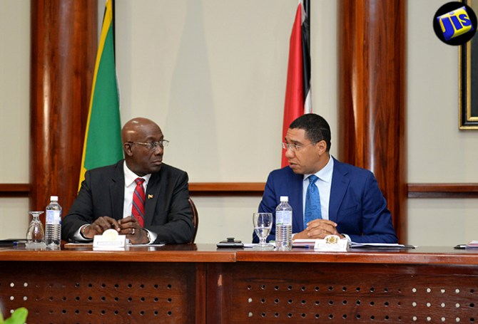 Jamaica_Pm-in-Discussion-with-TT-PM