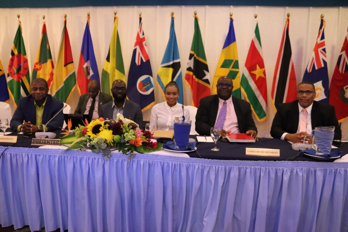 Where are the women? - CARICOM Today