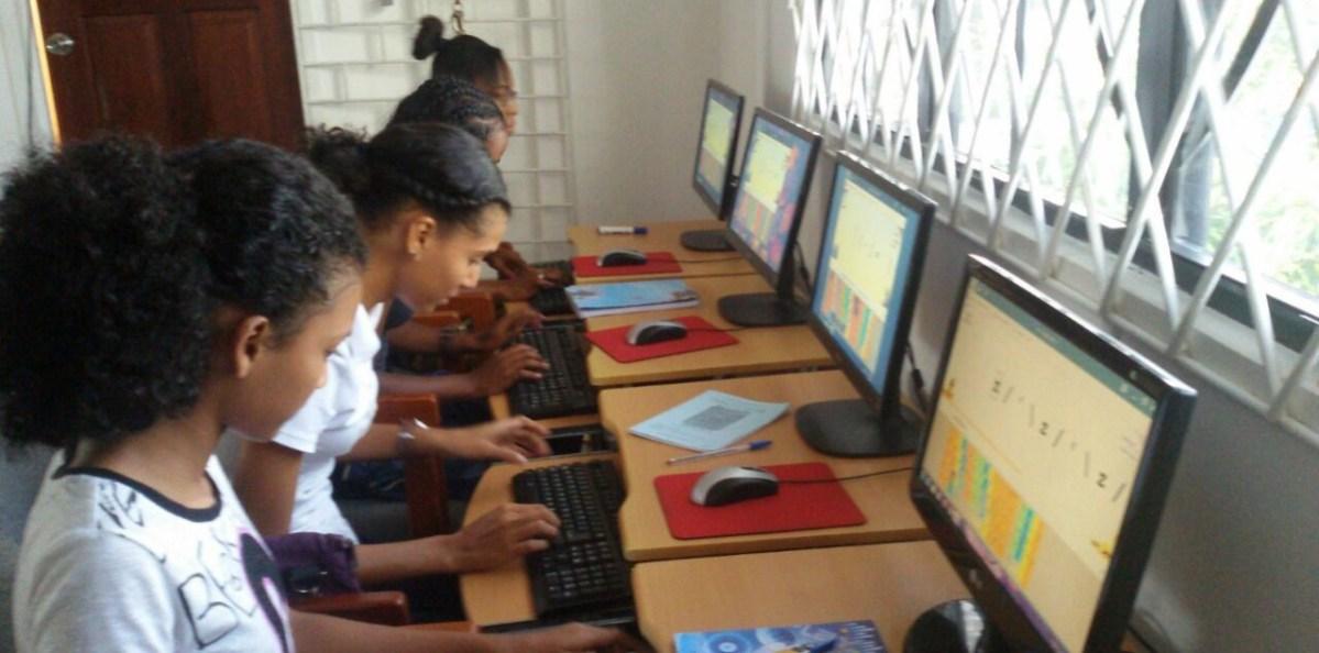 Guyanese Girls Code - CARICOM Today