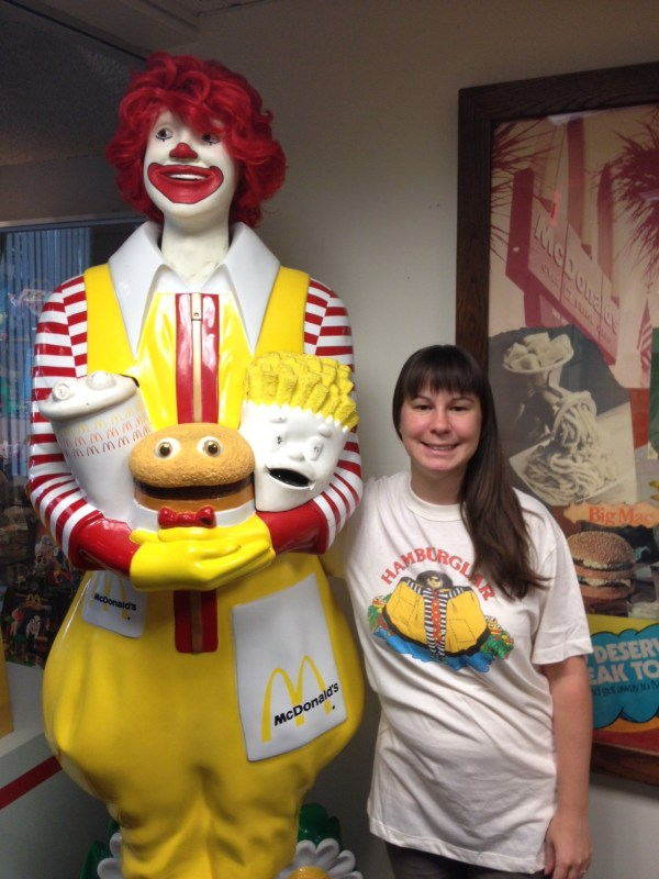 Job Mcdonald' Corporate Archivist