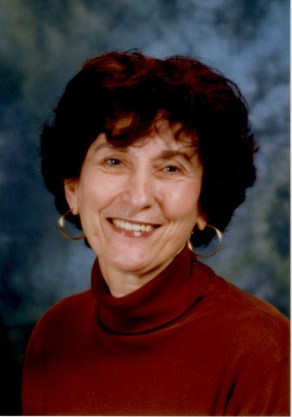 Loretta Metcalf portrait