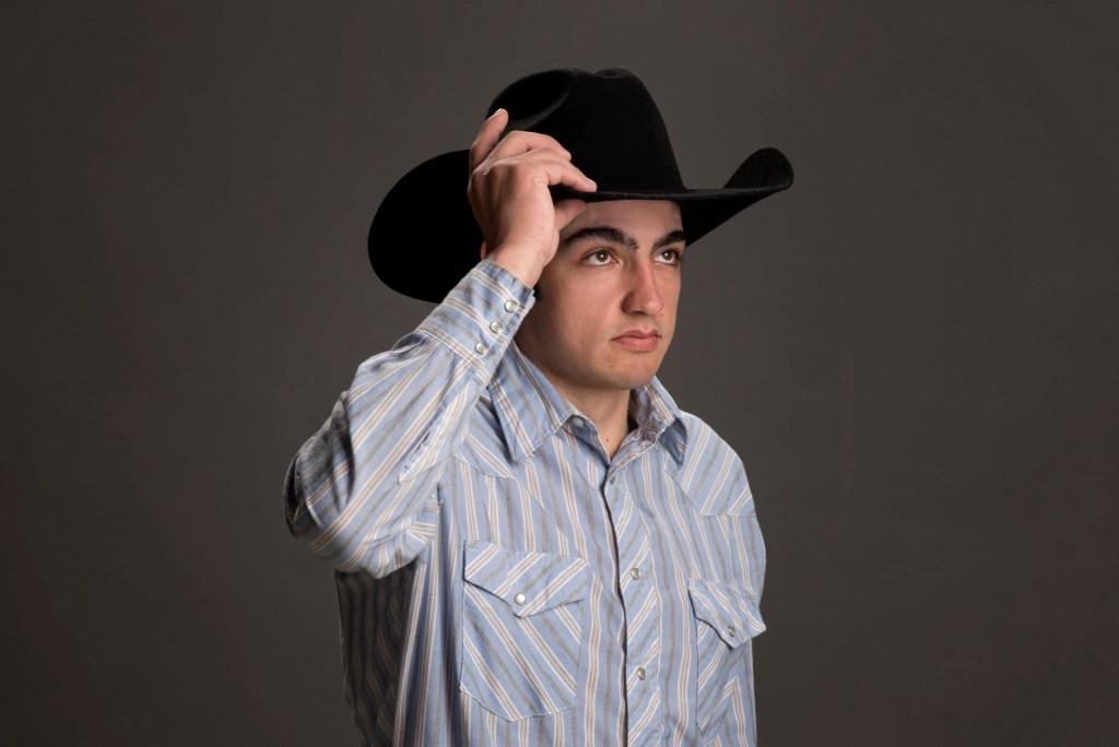 Portrait of Alejandro Orozco-Lopez