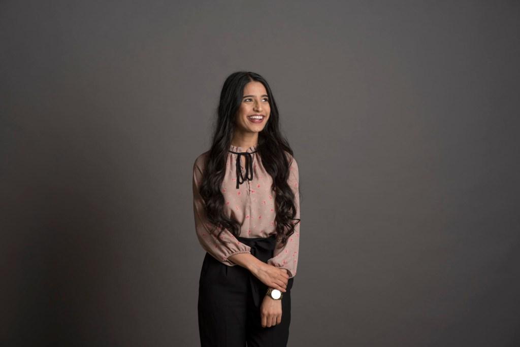 Portrait of Amandeep Kaur