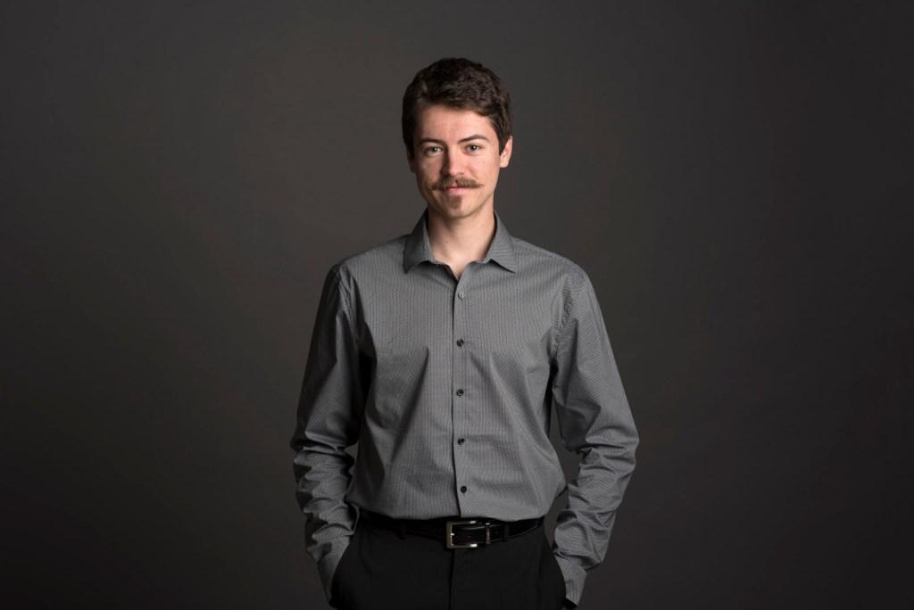 Portrait of Damien Boris