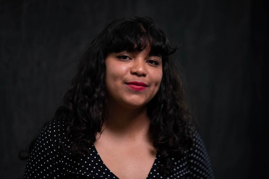 Portrait of Diana Castellanos - Wells Fargo Outstanding Student Leader Award recipient