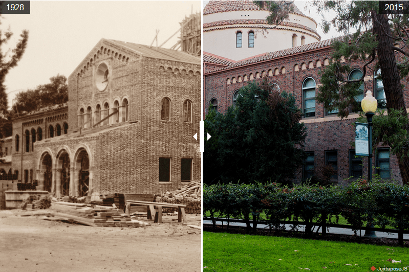 """Picture taken from """"Chico State: Now and Then"""" article by Ernesto Rivera, Public Affairs Intern."""