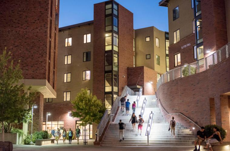 Living-Learning Communities: Chico State Housing Gets a ...