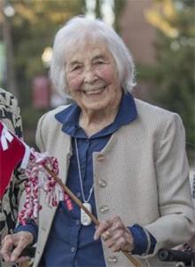 Lynn Balmer (1907–2017)