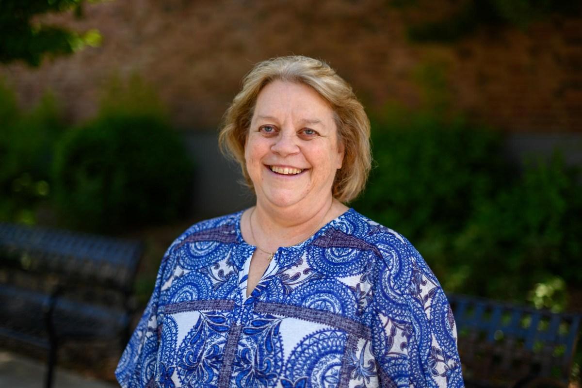 Portrait of Sherron Prosser, School of Nursing faculty