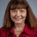 Portrait of Barbara Heidinger.