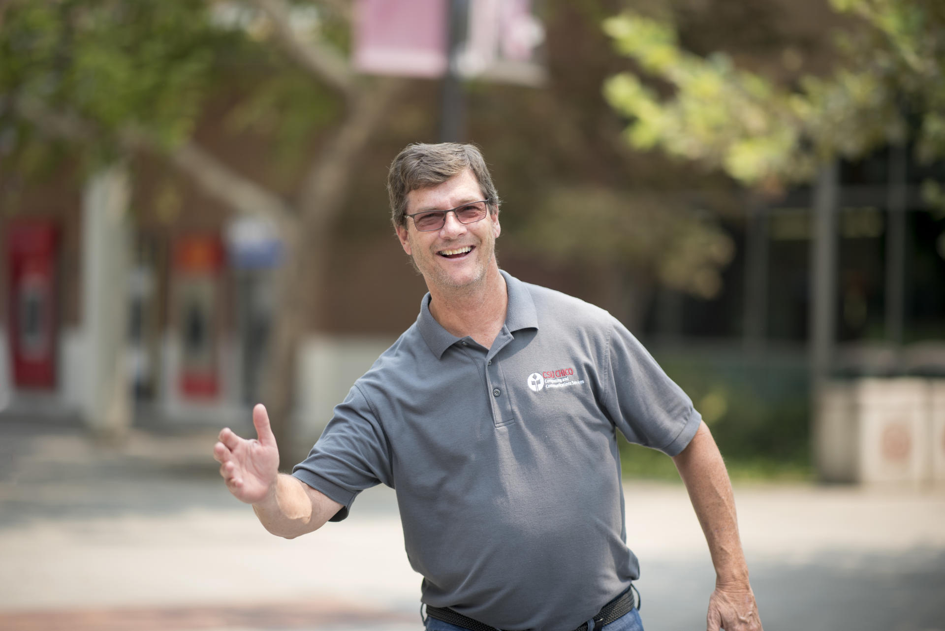 CSU Honors IT Specialist as Emerging Technology Leader
