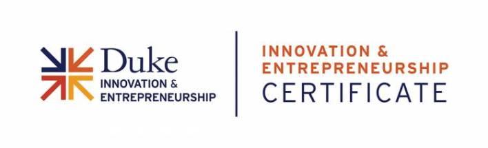I&E certificate logo