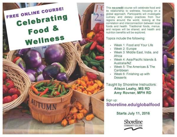 Food & Wellness MOOC