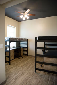 four chairs furniture antique ladder back texas tech unveils honors college residence hall   today ttu