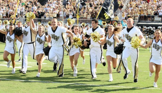 Hard Hats Propel Cheerleaders to Third Place at Nationals  University of Central Florida News