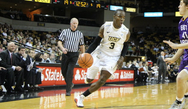 Basketball UCF Moves Into Second Place Tie UCF News