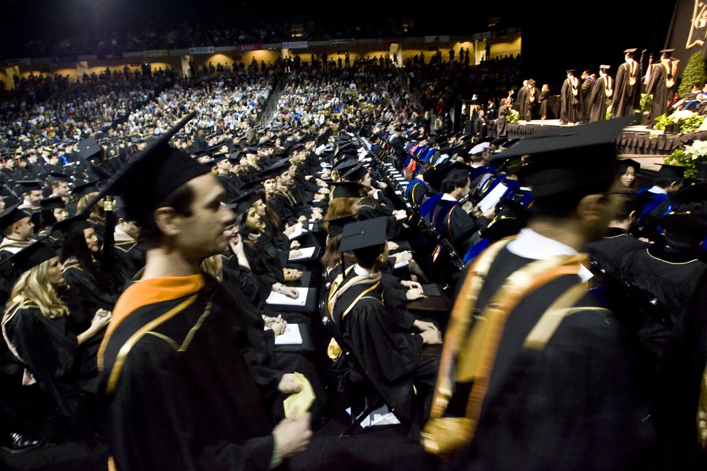More Than 5,000 Will Graduate At Ucf Commencement This