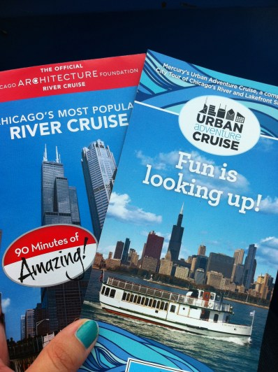 Ready for Chicago River + Lake Michigan tour?!