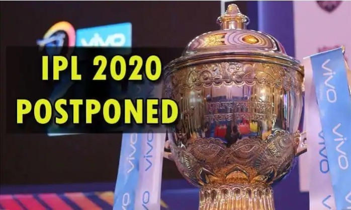 Indian Cricket Board (BCCI) has decided to suspend IPL 2020 till 15th April 2020