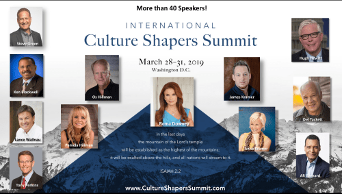 International Culture Shapers Summit