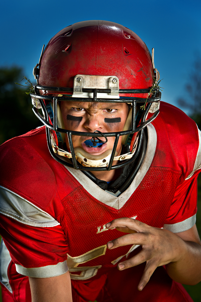 Why Do Football Players Wear Face Paint : football, players, paint, Black, Actually, Anything?