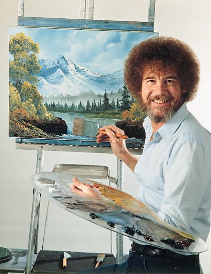 Famous Tv Painter : famous, painter, Surprisingly, Mysterious, Famed, Artist