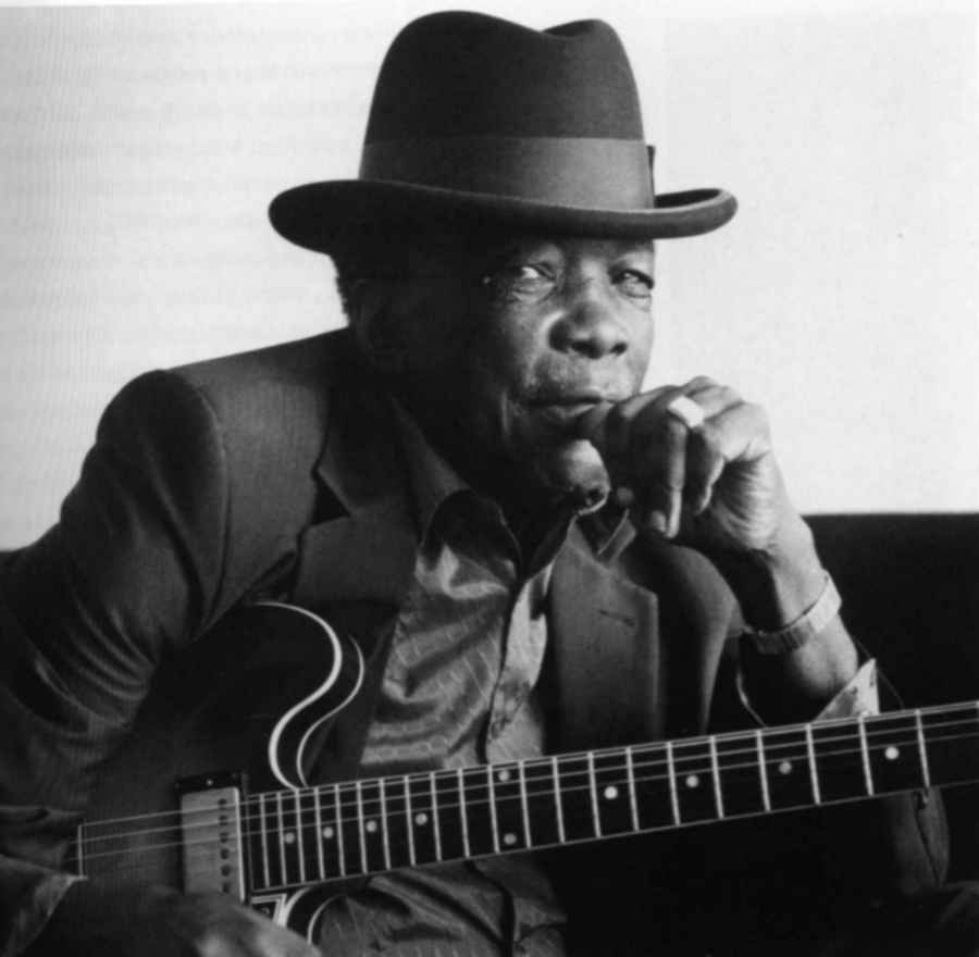 August 22nd In African American History  John Lee Hooker