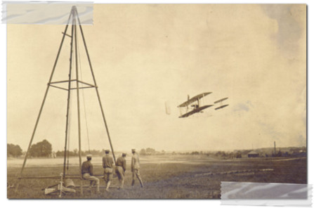 first airplane army wright military flyer