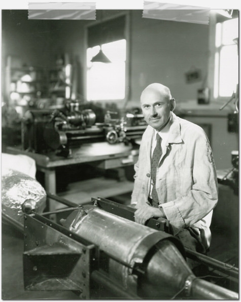 Robert Goddard rocket nasa