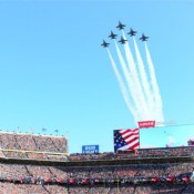 How Much Do Super Bowl Flyovers Cost?