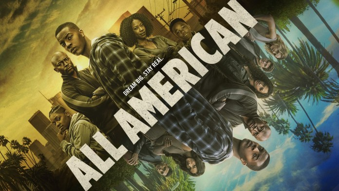 All American 3×1