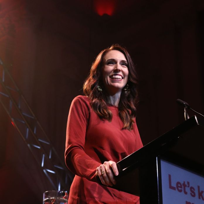 New Zealand PM Jacinda Ardern wins landslide re-election