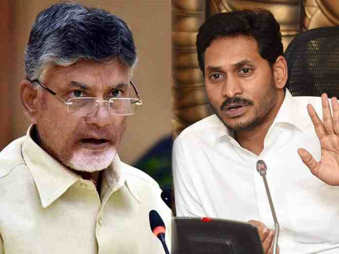 Andhra Pradesh CM against Judge Ramana