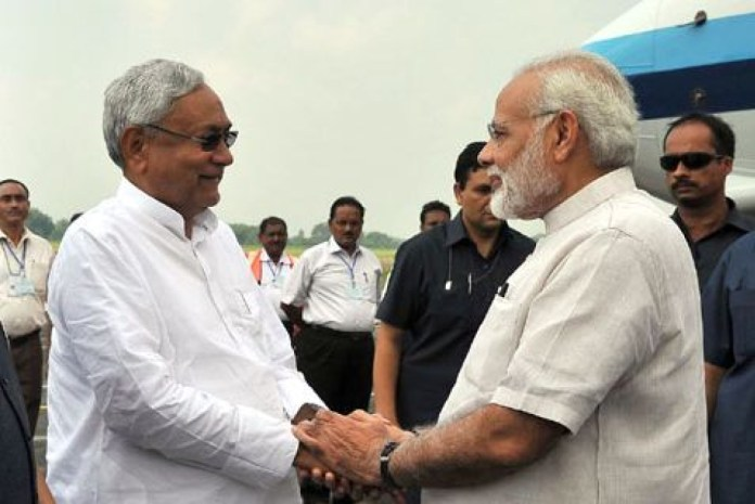NDA to win acccording to Bihar election polls