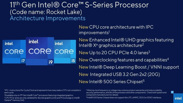Intel's Upcoming CPU Specs Leaked!!