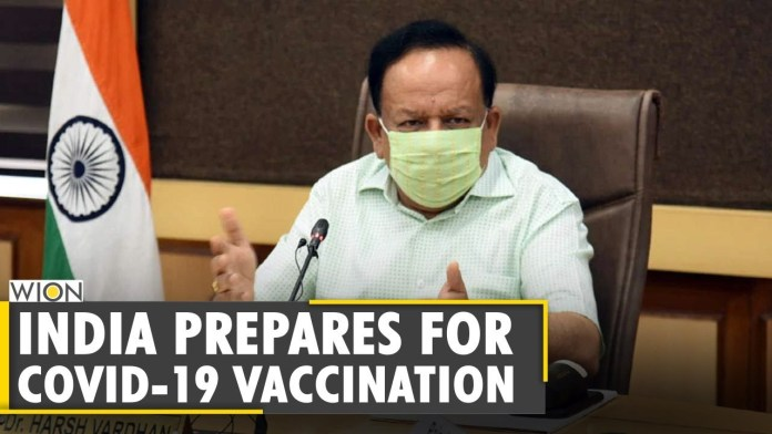 COVID19 vaccines in India