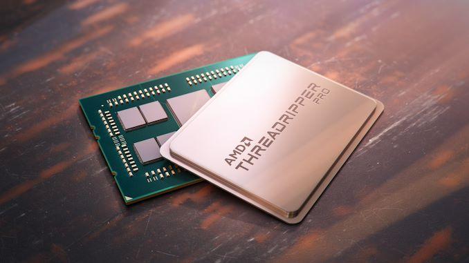 AMD Ryzen Threadripper PRO CPU