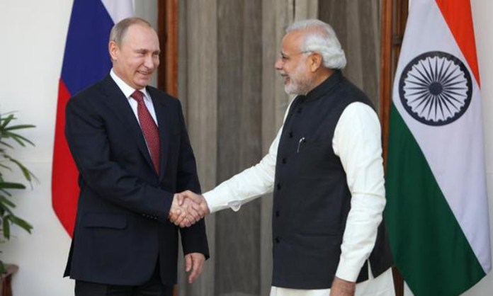 PM Modi speaks to Russian President Vladimir Putin, thanks him for Russia support in India's fight against Covid