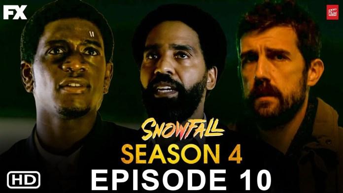 Snowfall Season 4 Episode 10