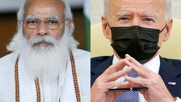 PM Modi Speaks to Joe Biden over Phone Amid Surge in Cases