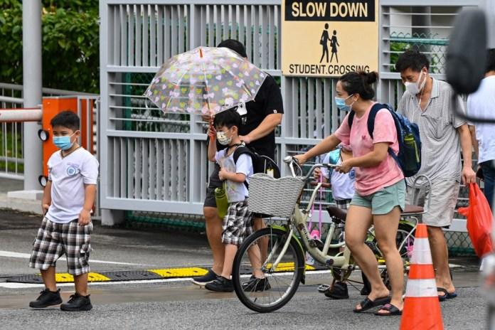 Singapore Shuts Schools, Warns New Virus Strains Affecting Children More