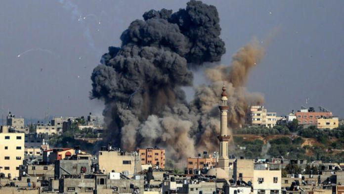 Israel Hits Gaza with Airstrikes as Netanyahu Vows to Step Up Attacks on Hamas