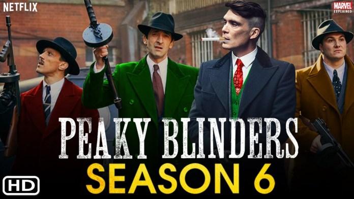 Peaky Blinders Season 6: When Will it Return?  Release Date, Production Updates, Etc.