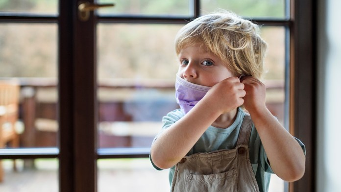 DGHS Issues New Guidelines, Masks Not Recommended for Children Aged Under 5