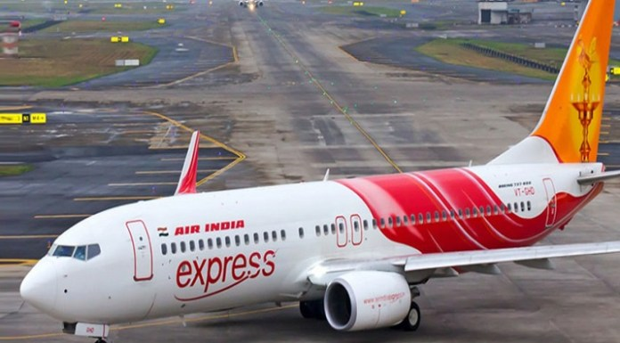 All India Express: India's First International Flight with Fully Vaccinated Crew
