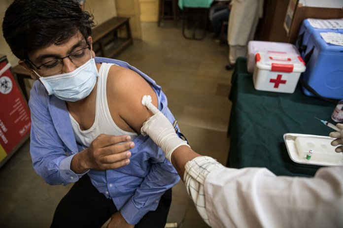 COVID-19 Vaccination: India Records 86.16 Lakh New Vaccinations on Monday