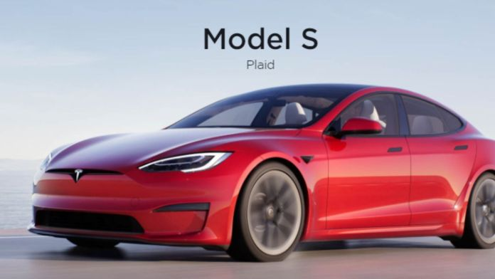 Tesla Model S Plaid Launches in the US, CEO Elon Musk Claims 'Faster than Porsche, Safer than Volvo'