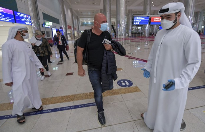 UAE Government Bans Travel to Several Countries, Including India