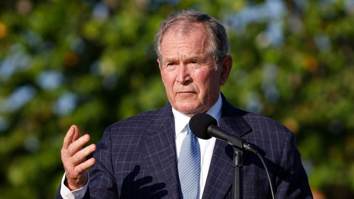 Former American President George W Bush Calls Afghanistan Troop Pullout a Big Mistake, Says will Add Suffering